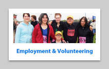 Employment & Volunteering