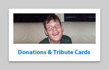 Donations & Tribute Cards